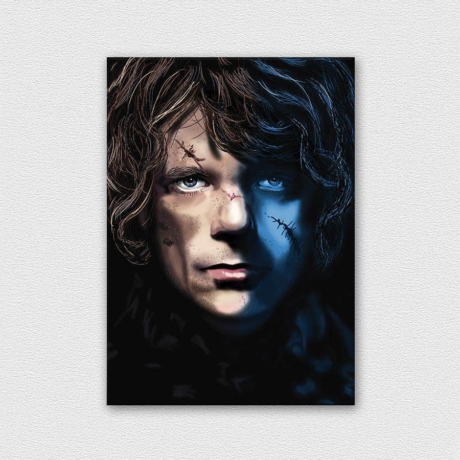 Tyrion - Game Of Thrones fémposzter - CoolDisplay