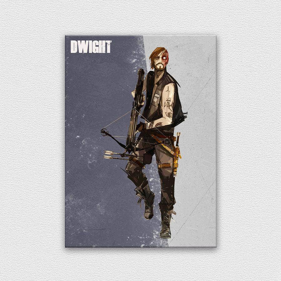 Dwight - The Walking Dead comic