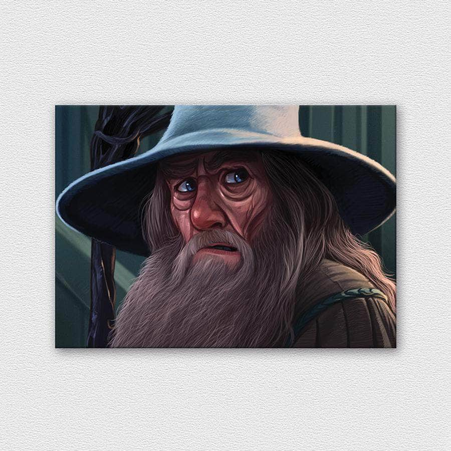Grey Gandalf - The Lord Of The Rings