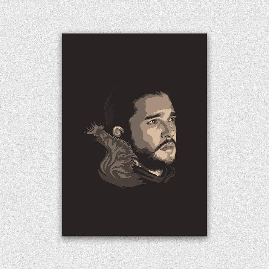Jon Snow from house Stark