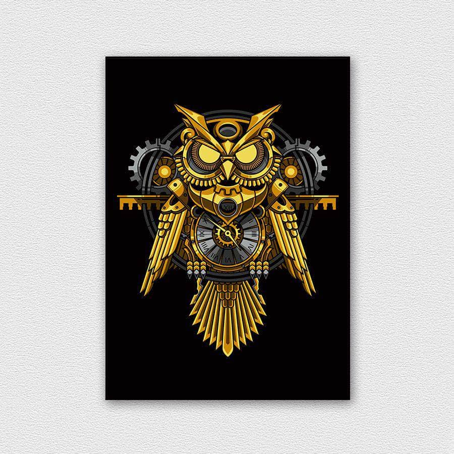 Owl - Steampunk collection