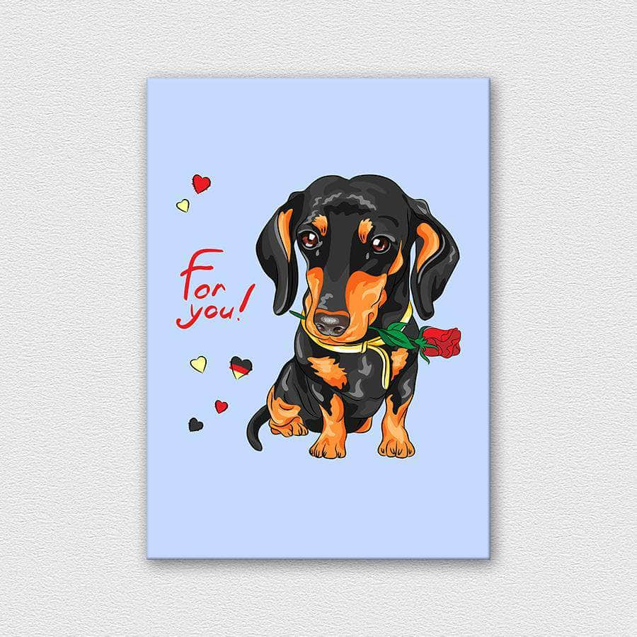 Dachshund - For you