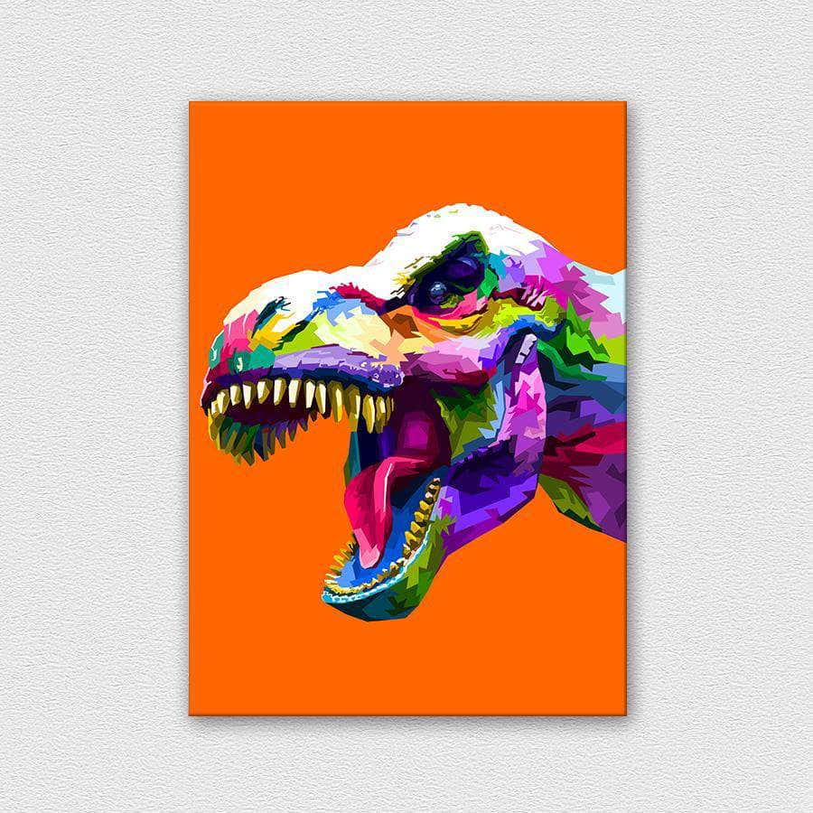 Tyrannosaurus - Color Collection