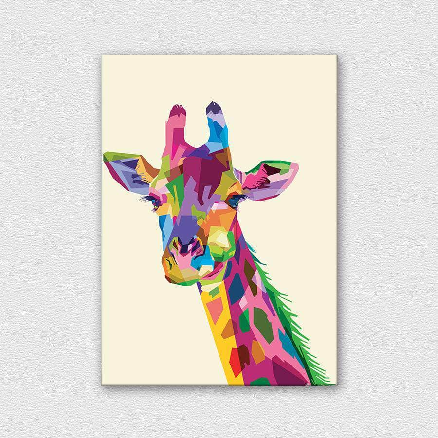 Giraffe - Color Collection