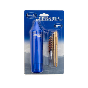 Gunmaster 8pc Compact Universal Pistol Cleaning Kit