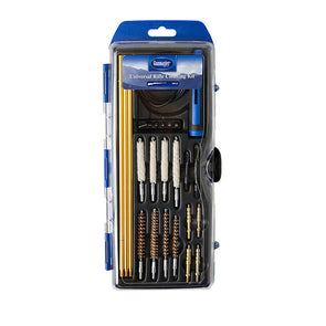 Gunmaster 26pc Universal  Hybrid Rifle Cleaning Kit with 6 Piece Driver Set