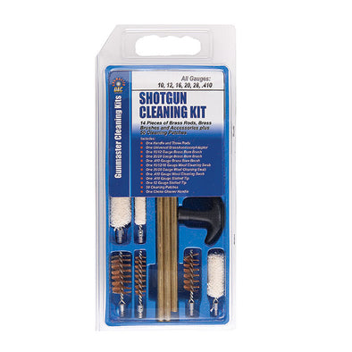 Gunmaster 14pc Universal Shotgun Cleaning Kit