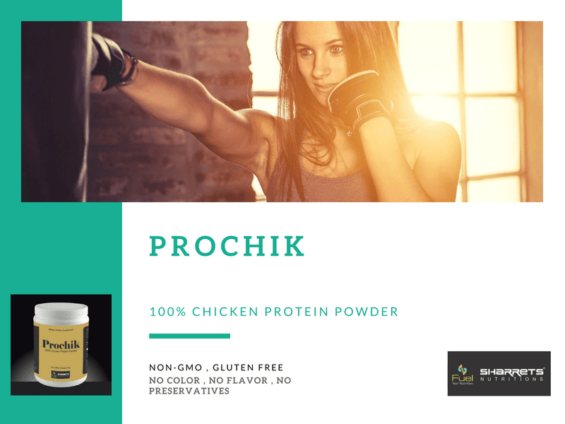 best chicken breast protein powder