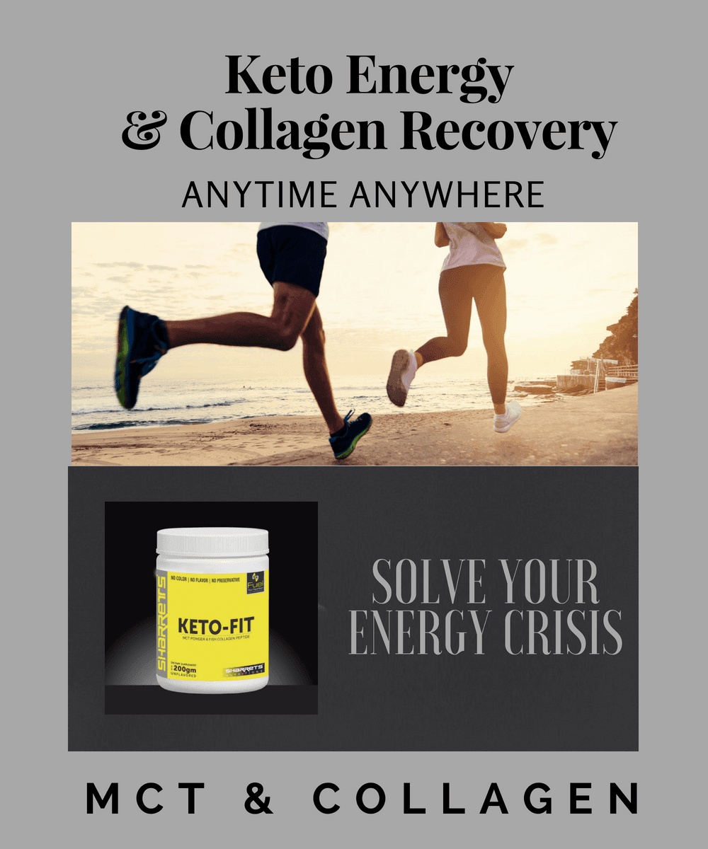 keto energy and collagen recovery