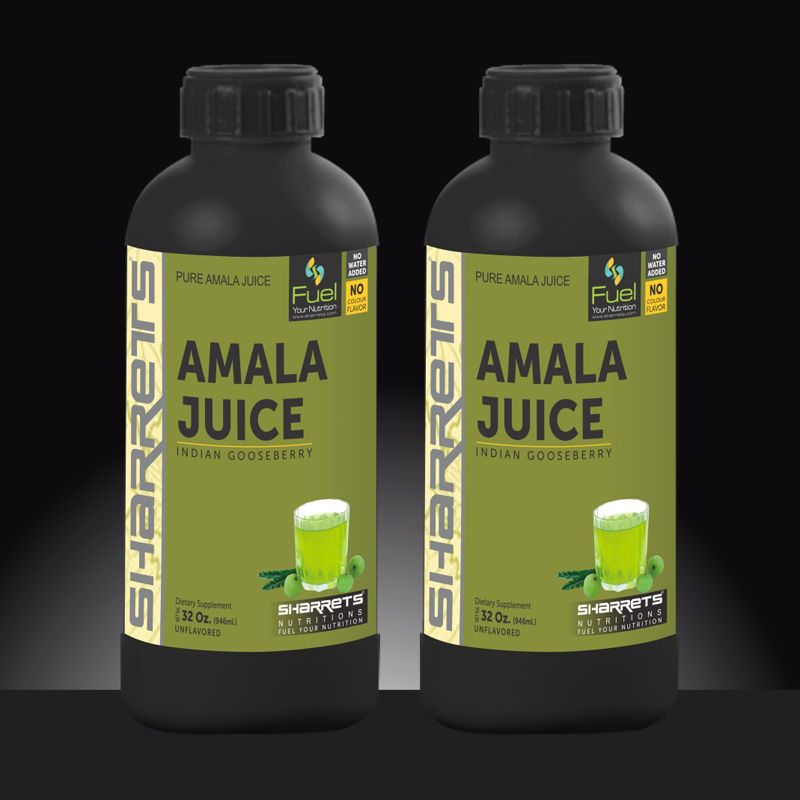 AMALA JUICE - SHARRETS NUTRITIONS