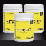 KETOFIT mct collagen - SHARRETS NUTRITIONS