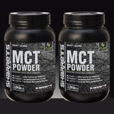 MCT medium chain triglycerides - SHARRETS NUTRITIONS