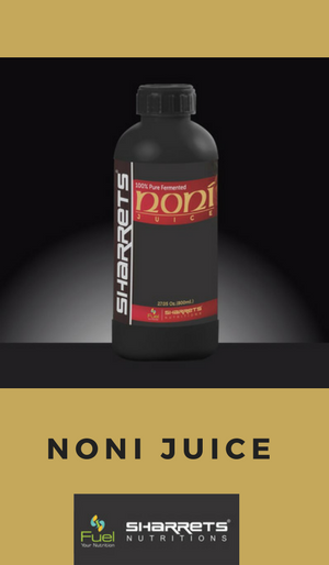 PURE VIRGIN NONI JUICE - SHARRETS NUTRITIONS