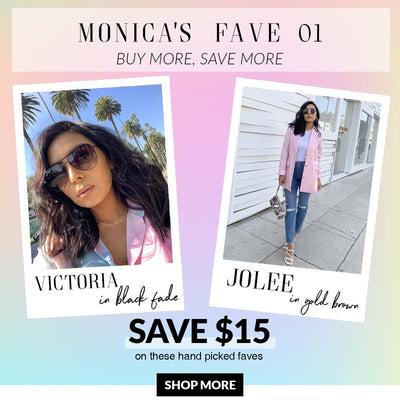 MONICA'S FAVES 01