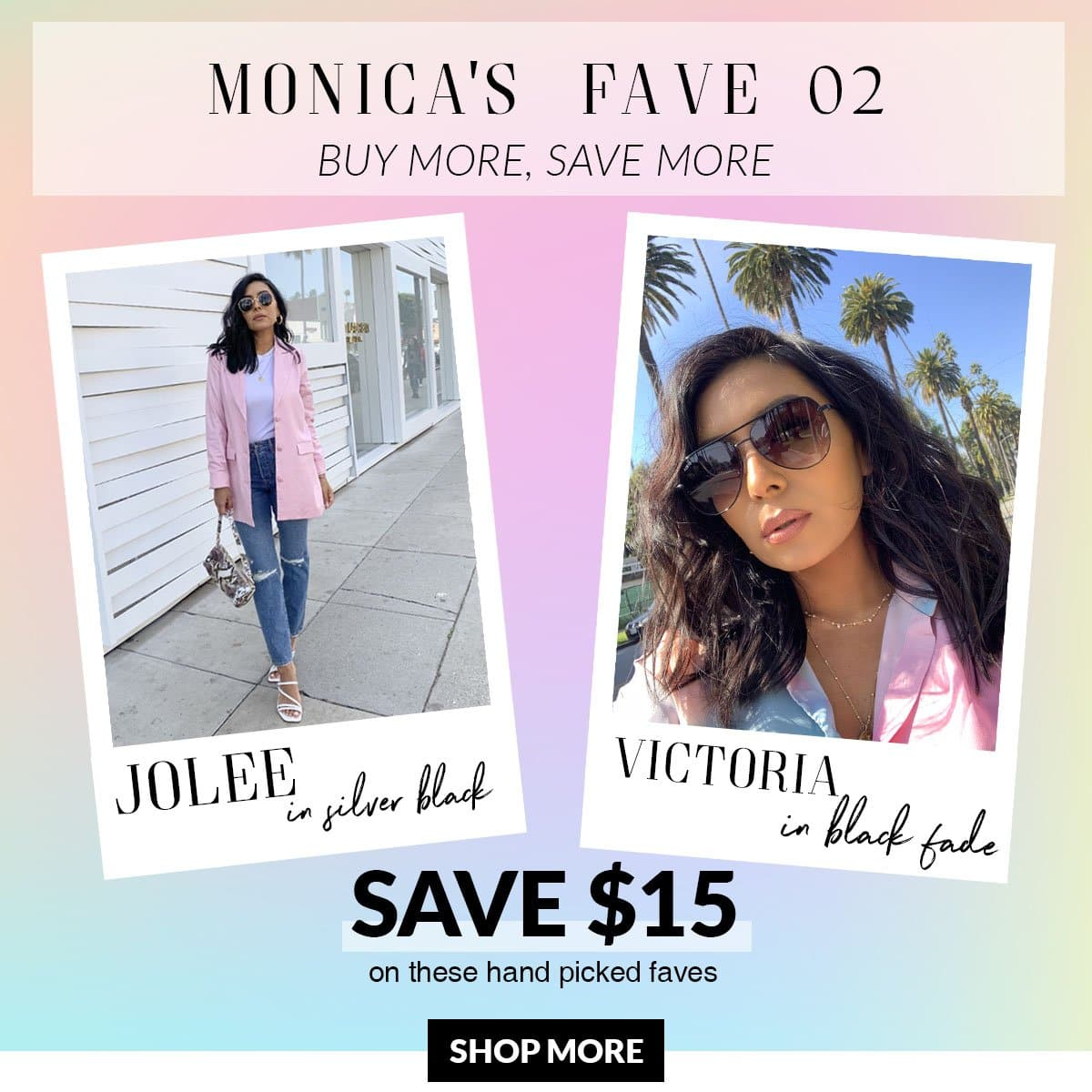 MONICA'S FAVES 02