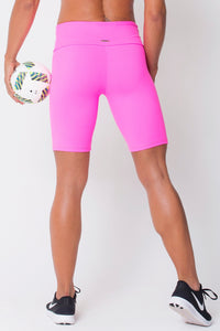 Pink	Long Shorts - Nova Bella