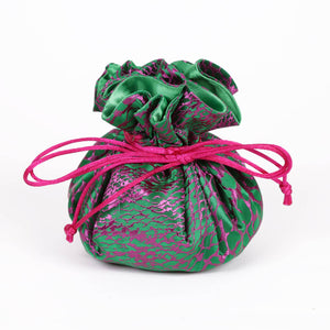 Brocade Jewelry Pouch - Elan of Eulalia