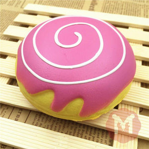 Wholesale Popular Donut Squishy Colorful - 10cm