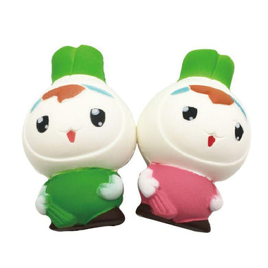Wholesale Jumbo Onion Dolls Squishy - 10cm