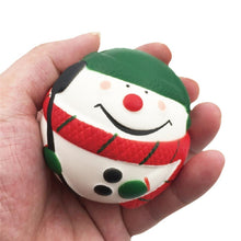 Load image into Gallery viewer, Wholesale Medium Decorative and Stress Reliever Christmas Ornament Squishy - 8cm