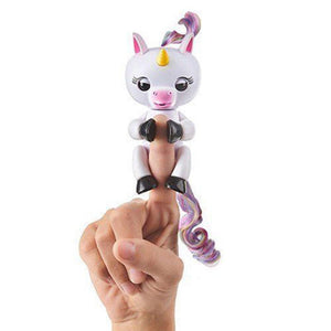 Wholesale Finger Unicorn Toy Interactive Kids Toy