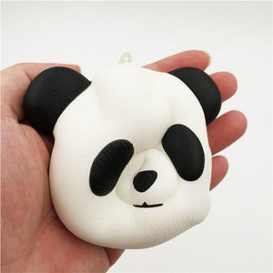 Wholesale Jumbo Panda Squishy -10cm