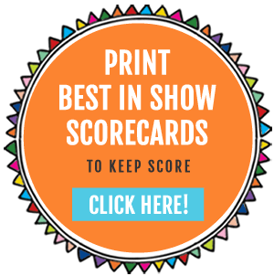 Print Best in Show Scorecards button
