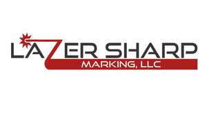 lazer sharp marking