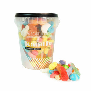 Easter mix bucket 700g