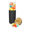 Easter mix gray bottle with bamboo lid - 450g