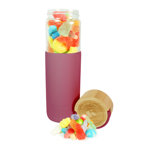 Easter mix pink bottle with bamboo lid - 450g