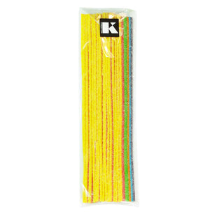 Sour rainbow licorice belts 120g