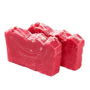 Strawberry cheesecake fudge slice 180g
