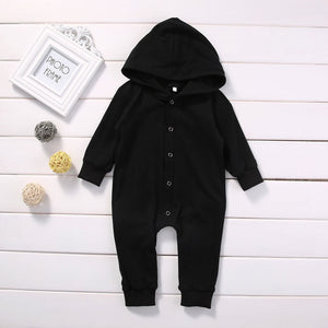 Long Sleeve Toddler Romper