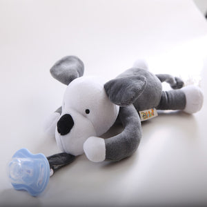 Animal Pacifier Toy for Newborns