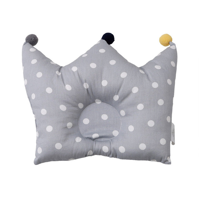 Newborn Baby Shaping Crown Pillow