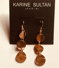 Karine Sultan Layered Statement Necklace and Earrings