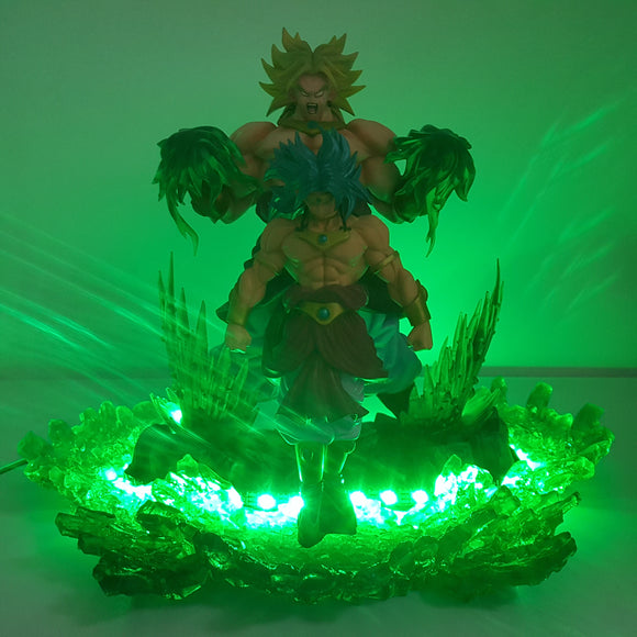 Broly Evolution Action Figure - Discount Gaming