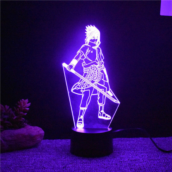 Sasuke LED Lamp - Discount Gaming