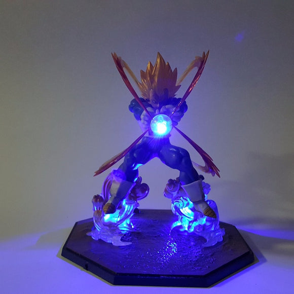 Vegeta LED Blast Action Figure - Discount Gaming