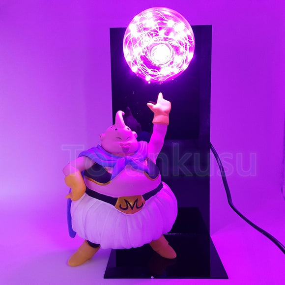 Majin Buu Action Figure Lamp - Discount Gaming