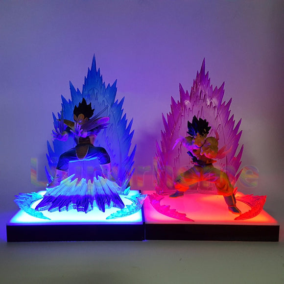 Goku / Vegeta Light up Power Up - Discount Gaming