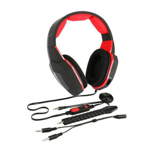 Professional High Sensitivity Stereo Bass Gaming Headphone Detachable Wired Gamer Headset - Discount Gaming