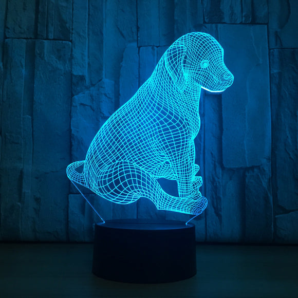 Labrador LED Lamp - Discount Gaming