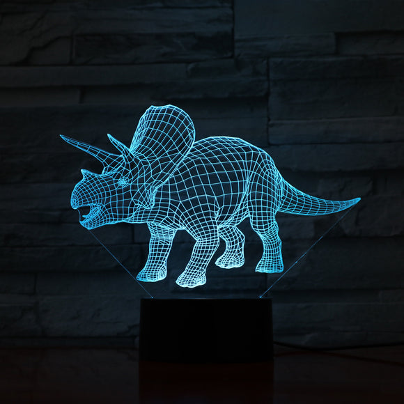 Dinosaur LED Lamp - Discount Gaming