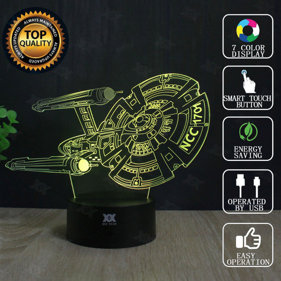 Star Wars LED Lamp - Discount Gaming