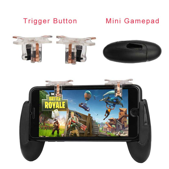 Game Triggers for Phones (PUBG, Fortnite) - Discount Gaming