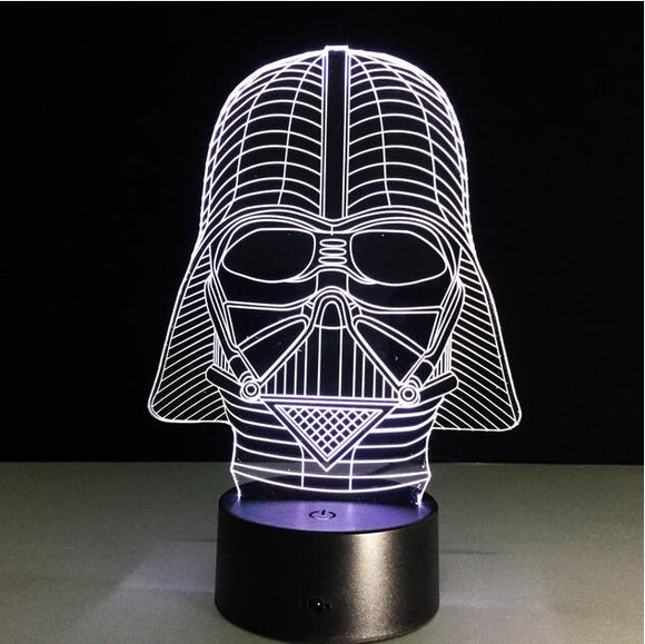 Star Wars LED Lamps - Discount Gaming