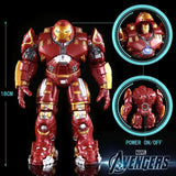 Ironman Hulkbuster Action Figure with LED - Discount Gaming
