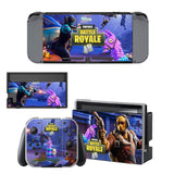 Fortnite Vinyl Decal for Switch Console and Controller - Discount Gaming